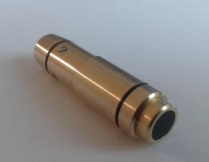 Ponteira laser para treinamento de tiro em seco